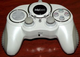 BigBen MultiMiniPad USB & PlayStation Game-Controller