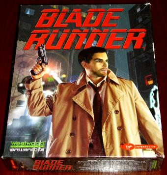 Blade Runner von Westwood Studios 4CD Adventure 1997