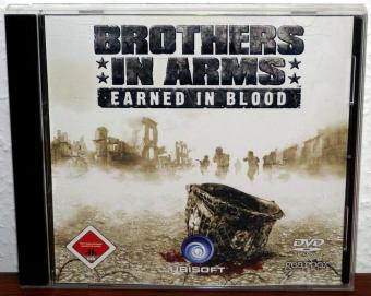 Brothers in Arms - Earned in Blood - Ubisoft/Gearbox DVD 2005