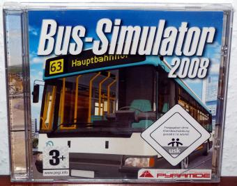 Bus Simulator 2008 - contendo