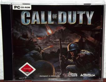 Call of Duty USK18 Infinity Ward/Activision 2003
