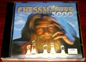 Chessmaster 5000 - Mindscape CD 1996