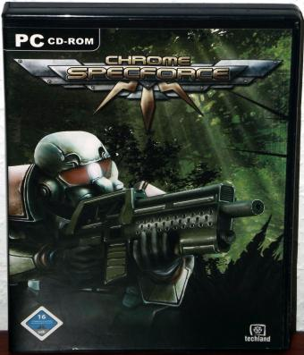 Chrome SpecForce - Techland 2005