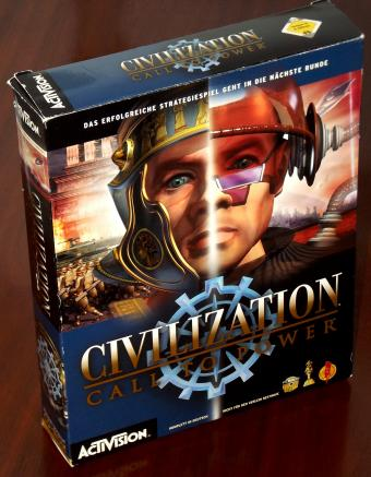 Civilization - Call to Power - Activison 1999