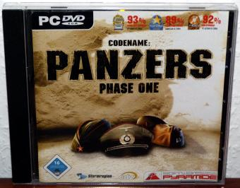 Codename Panzers - Phase One - Stormregion/CDV DVD 2005