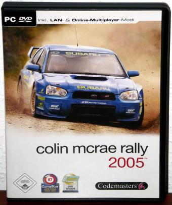 Colin McRae Rally 2005 - Codemasters