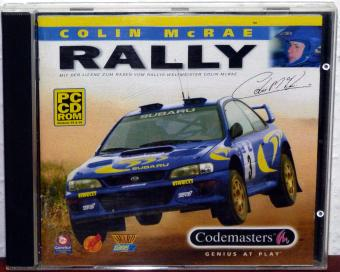 Collin McRae Rally - Codemasters 1998