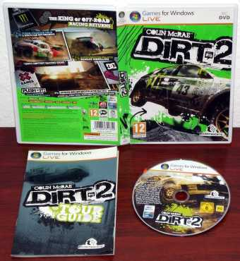 Collin McRare DIRT 2 PC-DVD