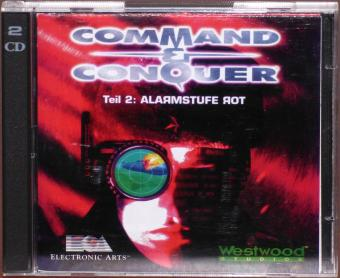 Command & Conquer Teil 2: Alarmstufe Rot - Westwood Pacific Studios/Electronic Arts 2000