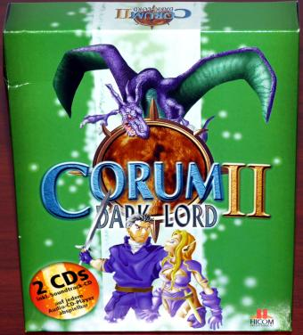 Corum II Dark Lord - Hicom Entertainment 1999