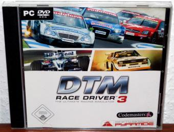 DTM Race Driver 3 - Codemasters DVD 2005
