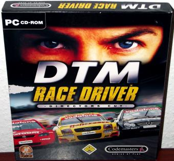DTM Race Driver Directors Cut - Codemasters 2003