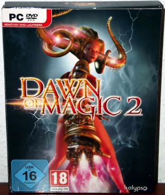 Dawn of Magic 2 (Time of Shadows) USK18 - SkyFallen Entertainment/Kalypso Media 2009