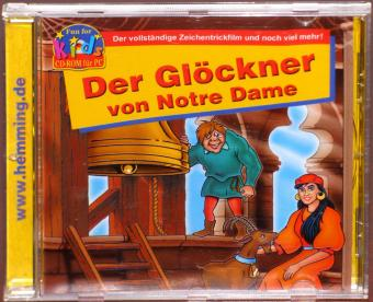 Der Glöckner von Notre Dame Fun for Kids PC CD-ROM hemming AG