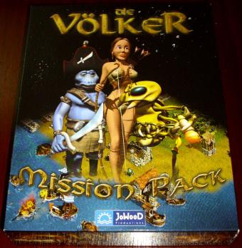 Die Voelker - Mission Pack by neo / JoWooD