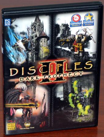 Disciples II - Dark Prophecy - Strategy First/Arxel Tribe 2002