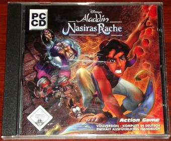 Disneys Aladdin Nasiras Rache - Argonaut Games / Disney Interactive 2002