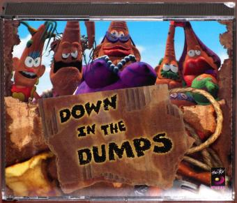 Down in the Dumps 3x PC CD-ROMs Haiku Studios/Philips Interactive 1996
