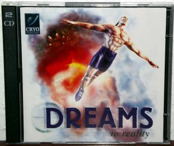 Dreams to Reality - PC-DOS 2CDs, Cryo Interactive / Electronic Arts 1997