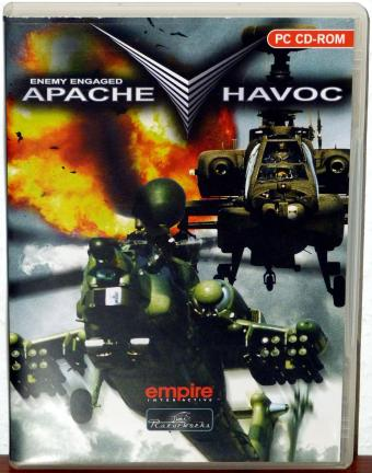 Enemy Engaged - Apache vs Havoc - RazorWorks/empire Interactive 1998