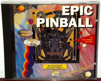 Epic Pinball - CDV Spielehits, Jill of the Jungle, Zone66, Overkill und 6 weitere DOS-Spiele