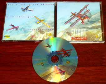 Flight Unlimited - Looking Glass published by Softgold
