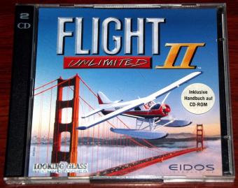Flight Unlimited II (FU2) Looking Glass Technologies / Eidos 1997
