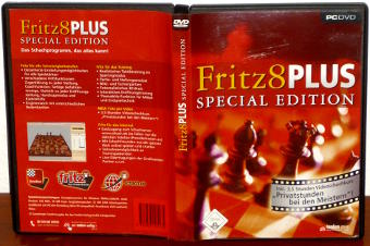 Fritz 8 Plus - Special Edition - ChessBase 2003