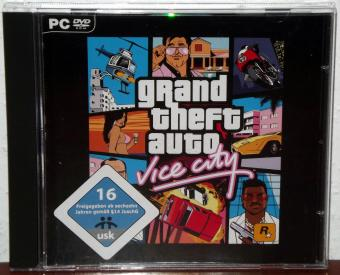 Grand Theft Auto - Vice City (GTA4) Rockstar Games/Take2 2008