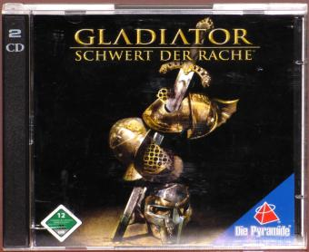 Gladiator Schwert der Rache 2PC CD-ROMs Acclaim Entertainment 2003