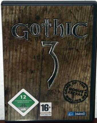 Gothic 3 - Game of the Year Editon - Pluto 13 GmbH / JoWooD 2008