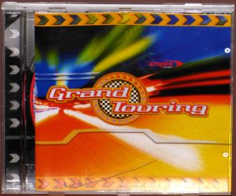 Grand Touring The fastest Cars PC CD-ROM empire Sport 1998