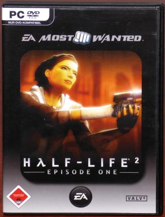 Half-Life 2 Episode One PC DVD-ROM Valve/Electronic Arts 2006