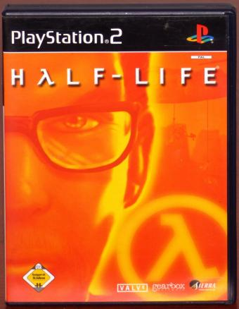Half-Life PlayStation (PS2) Valve/Sierra/Sony 2001