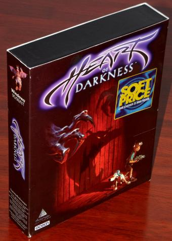 Heart of Darkness - Jump'n'Run von Amazing Studio / Infogrames 1998