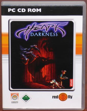 Heart of Darkness PC CD-ROM red-fly/ATARI 2005