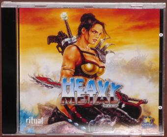 Heavy Metall FAKK2 PC CD-ROM ritual Entertainment/Take 2 Interactive 2001