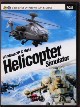 Helicopter Simulator PC CD-ROM Art-Nr. 5851 media Verlags GmbH