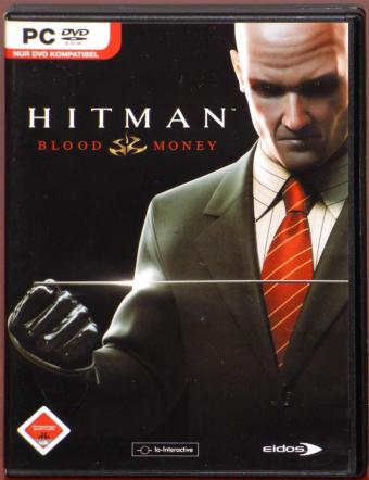 Hitman Blood Money PC DVD Eidos/IO Interactive 2006