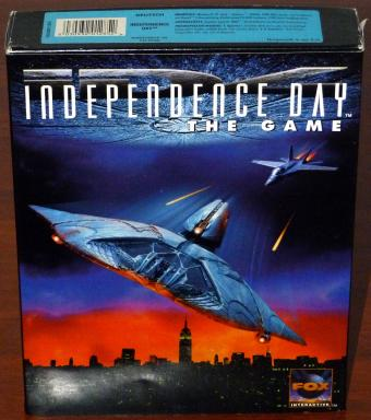 Independence Day - The Game - Radical Entertainment/Fox Interactive/Electronics Arts 1997