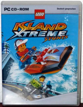 Island Extreme Stunts - LEGO/Silicon Dream/Disky 2006