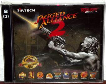 Jagged Alliance 2 Sir-Tech/TopWare Interactive 1999