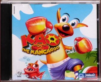 KAO Round 2 The Kangaroo PC CD-ROM tate Multimedia/JoWooD Productions 2004