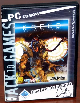 Kreed - Burut/Acclaim Entertainment 2004