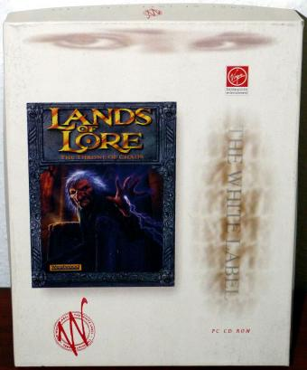 Lands of Lore - Westwood/Virgin Interactive 1994