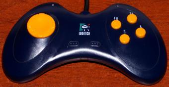 Logitech Thunderpad G-YA ARC2 Game Controller PN: 863123-0000 Gameport Interface