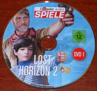 Lost Horizon 2 - CD 2010, CBS 06/2017