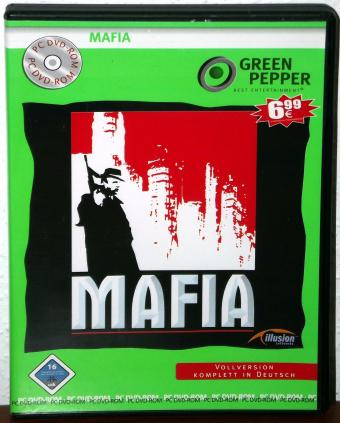 Mafia - Illusion Softworks / Gathering of Developers / NoviTas 2002