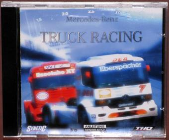 Mercedes Benz Truck Racing Synetic/THQ/DaimlerChrysler AG 2000