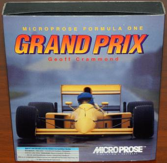 Formula One Grand Prix auf 3,5